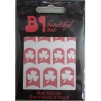 Wholesale Red 3D Nail stickers / Nail Stencils Full Cover with Halloween pattern from china suppliers
