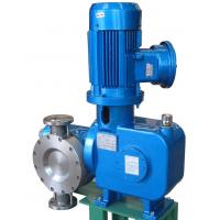 Wholesale 2300LPH Electric Double Diaphragm Pump For Strong Corrosives Liquids from china suppliers