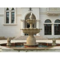 Buy cheap Frp Imitation Stone Fountain from wholesalers