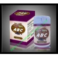 Wholesale Original ABC acai berry softgel slimming beauty capsule from china suppliers