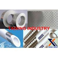Wholesale 8011 O perfored aluminium foil  for ppr  stable pipe from china suppliers