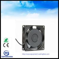 Wholesale Ball Bearing 2500RPM EC Axial Fan Equipment Cooling Fans AC 12V - 27.6V from china suppliers