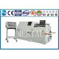 Wholesale High Quality Hydraulic 4 Roller CNC Plate rolling machine  with CE Standard from china suppliers