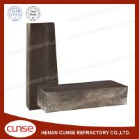 Wholesale Fused Rebonded Magnesia Chrome Brick for Non-ferrous Metal Furnace from china suppliers