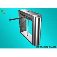 Wholesale Rainproof Automatic Entrance Turnstiles / Controlled Access Turnstiles from china suppliers