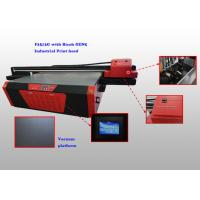 Quality Automatic Digital Wide Format UV Leather Printer With Ricoh GEN5 Print Head for sale