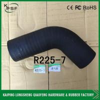 Buy cheap Oil resistant R225-7 Hyundai Excavator air hose fittings / hardware accessories from wholesalers