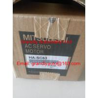 Wholesale Supply New Mitsubishi HA-SC63 Servo Drives *New in Box* - grandlyauto@hotmail.com from china suppliers