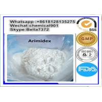 Wholesale Arimidex Powder Oral Anabolic Steroids For Cancer Treatment 120511-73-1 from china suppliers