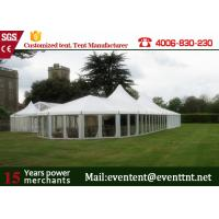 Wholesale Hydroponic Grow High Peak Tent Waterproof With Air Conditioner / Heater from china suppliers