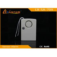 Wholesale PIR Motion Sensor Detector Home Alarm Systems Wireless On The Door from china suppliers