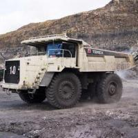 Wholesale terex tr100 mining dump truck with 49kph maximum velocity from china suppliers
