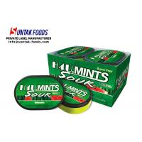 Wholesale Custom Flavor Sour Sweets Colorful Mint Candies Sugar Free With Vitamin C from china suppliers
