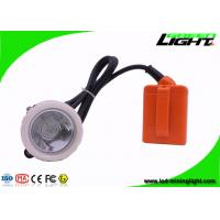 China GL3.5-A  Miners Hard Hat Lamp , 3.5Ah Ni-MH Battery Coal Mining Light on sale