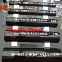 "Wholesale API 5L ERW Steel Pipe 610 (24"") x 6.4 Gr. X60 By Tantu from china suppliers"