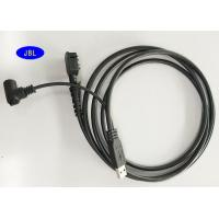 Wholesale RoHS Standard Verifone Cable 2 Meter USB AM To 14P Box Connector With DC Cable from china suppliers