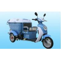 Wholesale 650w 500l Cargo Electric Tricycle Sanitation Truck , Wall Thickness 5-7mm from china suppliers