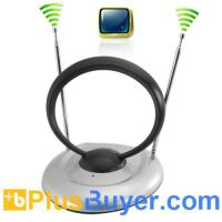 Wholesale Indoor TV Antenna for Digital TV, Analog TV, FM Radio from china suppliers