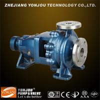 Wholesale IHF Series PTFE Lining inside Centrifugal Pump, Fluoro Plastic Centrifugal Pump from china suppliers