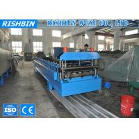 Wholesale 80 mm Shaft Steel Roof Sheets Cold Roll Forming Machine with PLC Controller from china suppliers