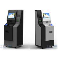 Wholesale Professional Bill Payment All In One Kiosk With NFC Card Reader / Check in Kiosk from china suppliers