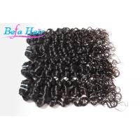 Wholesale Great Lengths 30 Inch Spiral Curl Hair Extensions , 100 Virgin Human Hair Weave from china suppliers