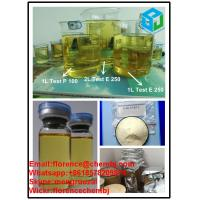Wholesale Injectable Steroids Oil Semi finished Testosterone Propionate 100mg/ml Propionat 100 from china suppliers