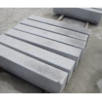 Wholesale China Cheapst Grey G341 Granite Hammered Finished Kerbstone G341 Granite Tile,Paving,Cube & Kerbstone from china suppliers