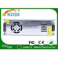 Quality Ultra Slim  AC DC  LED Power Supply For Office Lighting  240W 12V 20A for sale