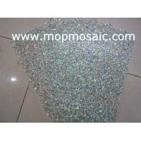 Quality Crushed Abalone Laminate Sheet - 9-1/2 x 5-1/2 x .06 for sale