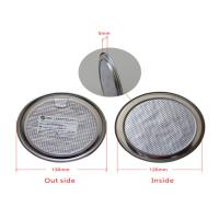 Wholesale Round Silk printing Aluminium Foil Lids , PET bottle Lids 502# from china suppliers