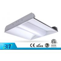 Wholesale 600*600mm Epistar 2835 SMD Indoor LED Troffer Light fixtures 4560lm 48W from china suppliers