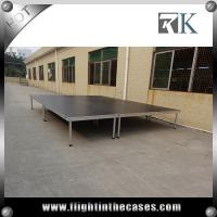 Wholesale Used Stage for Sale,Mobile Stage for Sale,Folding Stage removable stage revolving stage from china suppliers