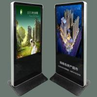 "Wholesale 55"" Audio Free Standing Digital Signage LCD Ad Display 110V - 240V from china suppliers"