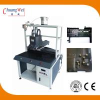 Wholesale Non - Blocking Nut Crashing Chute Screw Tightening Machine With 0.01mm Precision from china suppliers