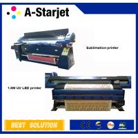 Wholesale AC100-220v 1.8m Automatic UV Inkjet Printer For Printing PU And Leather from china suppliers