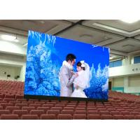 Wholesale Indoor Rental LED Display For Stage / Theater from china suppliers