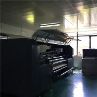 Large FormatCotton Printing Machine With Belt  Direct Printing On Cotton / Carpet / Blanket