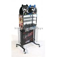 Wholesale Within Budget Solution Metal Display Racks On Wheels Freestanding For Retail Store from china suppliers