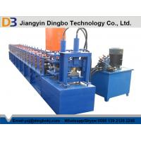 Wholesale 3KW Hydraulic Power Metal Roofing Ridge Caps Roll Forming Machine with Cutting Device from china suppliers