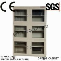 Buy cheap Electronic Nitrogen Dry Box With Rustproof Paint with 3.2mm Toughened Glass from wholesalers