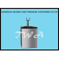 Wholesale Fridge Carbon Dioxide Pressure Beer Making Machine / Home Beer Dispenser from china suppliers