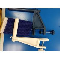 Wholesale High Quality Table Tennis Table Net Clip Post Set,Table Tennis Accessories from china suppliers