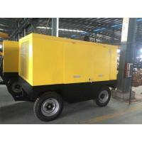 Wholesale EYC-250A Mobile Diesel Engine Screw Air Compressor 250KW 340HP Low Noise Silent Type Compressors from china suppliers