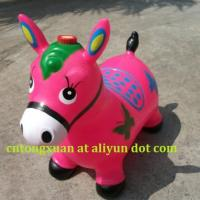 Wholesale Factory Price Inflatable Animal Kids Jumping Toy for Sale from china suppliers