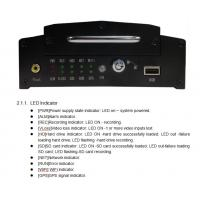 Wholesale Public Bus 3G 4G 8 Channel Mobile DVR recorder Tracking on Smartphone and PC from china suppliers