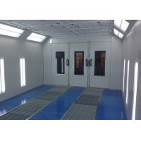 Wholesale Water Curtain Standard Spray Booth Equipment Multi Functional Energy Saving from china suppliers