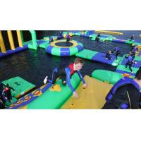 Wholesale Amazing Inflatable Water Parks Projects For Adults And Kids CE UL from china suppliers