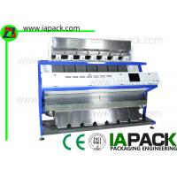 Wholesale Plastic CCD Color Sorter Machine Electronic Operation HMI Energy Saving from china suppliers