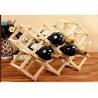 Wholesale New style Wooden Wine Rack from china suppliers